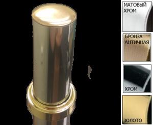 Декоративная заглушка Барной стойки d=50 мм.